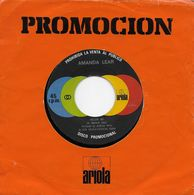 "Amanda Lear 45t. SP ESPAGNE PROMO ""follow Me"" - Vinyl Records"