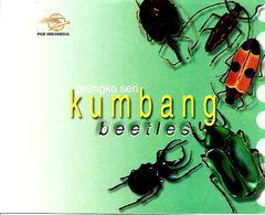 INDONESIA, Booklet 13, 2001, Beetles - Indonesia