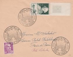 Foire De Paris 1949 - BT - Gedenkstempel