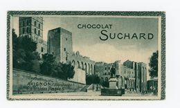 CHOCOLAT SUCHARD - VUES DE FRANCE - 45 - AVIGNON, PALAIS DES PAPES (VAUCLUSE) - Suchard
