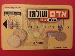 Schlumberger RACOM 1996 07/96 10000ex - Origine Inconnue