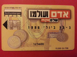 Schlumberger RACOM 1996 07/96 10000ex - Phonecards