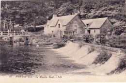 29 - Pont Aven  -  Le Moulin Neuf - Pont Aven