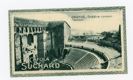 CHOCOLAT SUCHARD - VUES DE FRANCE - 47 - ORANGE, THEATRE ROMAIN (VAUCLUSE) - Suchard