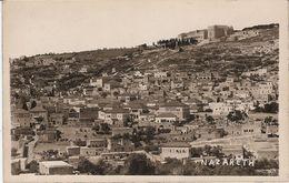 C577 - Palestine - Carte De Nazareth En 1939 - Palestine