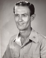 Orlando AFB Base Militaire Aerienne Portrait Homme Militaire Ancienne Photo 1960's - War, Military