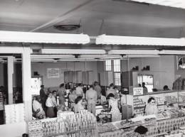 Orlando AFB US Air Force Familles Au Supermarche Base Militaire Aerienne Ancienne Photo 1960's - War, Military