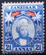 ZANZIBAR            N° 30                 NEUF SANS GOMME - Zanzibar (1963-1968)