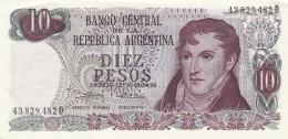ARGENTINA 10 PESOS -UNC - Argentina