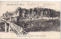 Repubblica Di San Marino - Il Monte Titano - HP46 - San Marino