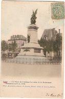 France & Marcofilia,Sedan,Place De Alsace Lorraine Et Le Monument De 1870, Matton-et-Clémency,Coimbra Portugal 1903 (99) - France