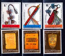 MAURETANIA  2    SETS  MNH - Mauritania (1960-...)