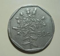 Malta 50 Cents 1991 - Malta