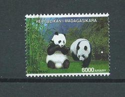 Timbre Oblitére De Madagascar 2014 - Madagascar (1960-...)