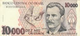 BRASILE 10000 CRUZADOS -UNC - Brasil