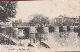 Chatelet Le Deversoir 1906 - Châtelet