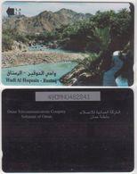 178/ Oman; P165. Wadi Al Hoquain, CN 49OMNU - Oman