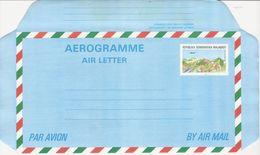 Entier / Stationery / PS - Aerogramme Madagascar - Aérogramme 1 - Madagaskar (1960-...)