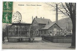 VALDOIE - Place Et Kiosque à Musique - Valdoie