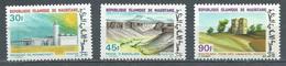 Mauritanie YT N°248/250 Tourisme Neuf ** - Mauritania (1960-...)