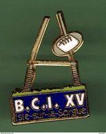 RUGBY *** ISLE SUR LA SORGUE BCI XV *** A060 - Rugby