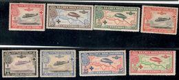 Spain1929:Edifil339-46mh* - 1889-1931 Kingdom: Alphonse XIII
