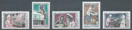 Mauritanie YT N°234/238 Promotion De La Femme Neuf ** - Mauritania (1960-...)