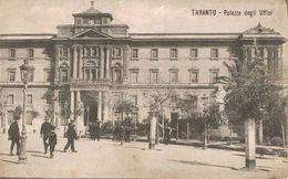 TARANTO ( Italie ) - Palazzo Degli Uffici - Taranto