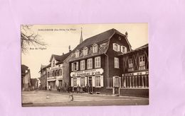 E2202 - DORLISHEIM - D67 - La Place - AU TONNEAU D'OR - Other Municipalities