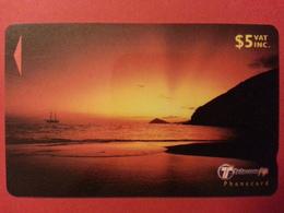 FIJI TELECOM 5$ Children Of The Sun SN 31FJC état Courant - Fidji