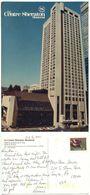 Canada 1991 Postcard Montreal Quebec-Le Centre Sheraton Hotel, Scott 1172Ag Wolverine - Montreal