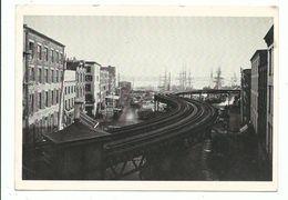 CPM Coenties Slip , New York City , Photographer Unidentified - Rail Métro - Andere