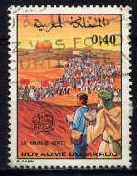 MAROC - 745° - LA MARCHE VERTE - Morocco (1956-...)