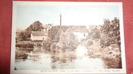 MUSSY-sur-SEINE : La Seine -l'huilerie - Mussy-sur-Seine