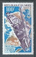 Niger Poste Aérienne YT N°241 Skylab Survolant L'Afrique Neuf ** - Niger (1960-...)