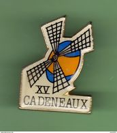 RUGBY XV *** CADENEAUX N°3 *** A060 - Rugby