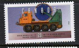Canada 1996  20 Cent Robin Nodwell Carrier Issue  #1605w  MNH - 1952-.... Reign Of Elizabeth II