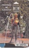 BURKINA FASO - Province De Kadiogo, Used - Burkina Faso