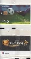 PORTUGAL - UEFA Euro 2004, Tirage 11000, 01/04, Mint - Portugal