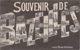08 - Souvenir De BAZEILLES - France