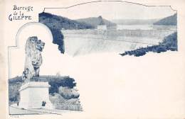 Barrage De LA GILEPPE - Gileppe (Barrage)