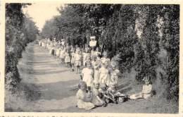 RAVELS - O.L. Vrouw Van De Kempen - Open-Lucht-school Voor Zwakke Meisjes - Dreef Naar De Kinderlust - Ravels