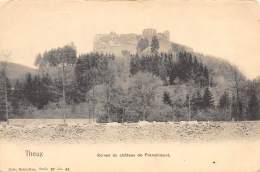 THEUX - Ruines Du Château De Franchimont - Theux
