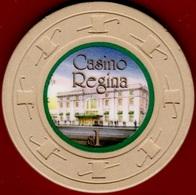 $1 Casino Chip. Casino Regina, Regina, Saskatchewan, Canada. 1999. K96. - Casino