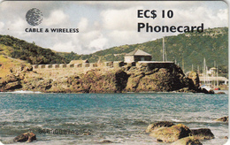 Antigua & Barbuda Chip Phonecard (Fine Used) - Antigua And Barbuda