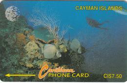 Cayman  GPT Phonecard (Fine Used) Code 5CCIA - Cayman Islands