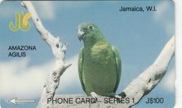 Jamaica  GPT Card (Fine Used) Code 13JAMD - Jamaica