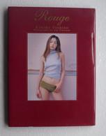 """ Rouge "" Kimika Yoshino Photographs By Aoi Tsutsumi - Books, Magazines, Comics"