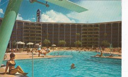 Nevada Las Vegas The Frontier Hotel 1971