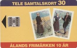 ALAND : ALA07 30 Aland Stamps MINT - Aland